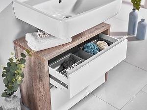 Alle Nachteile von Waschbeckenunterschränken mit Schubladen