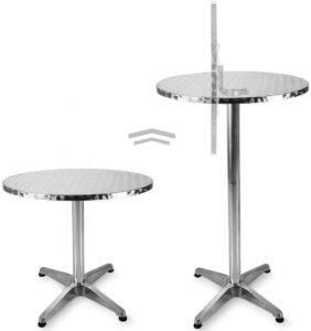 Wie kann ich den Rattan-Tisch reinigen?