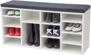 Warumeigentlich ist ein Schuhregal mit Sitzbank praktisch?