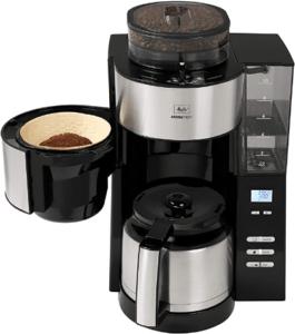 Die Kaffeebohnen werden vor dem Mahlen geröstet. Erst durch ein sorgfältiges Rösten entstehen die unvergleichlichen Aromen, die wir alle so am Kaffee schätzen.