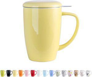 Vielfalt von Teetassen