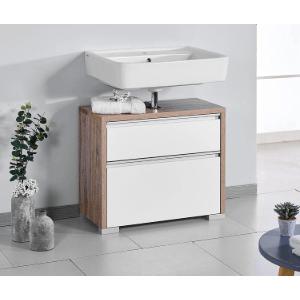 Ein Waschbeckenunterschrank mit Schubladen im Vergleich