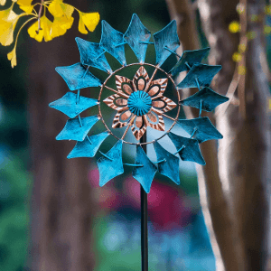 Windrad für den Garten im Vergleich