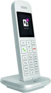 Für ältere Personen gibt es spezielle Funktionen, die die Bedienung des DECT Telefons erleichtern.