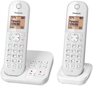 Das schnurlose Telefon ist am Festnetz angeschlossen und verspricht deshalb keine Funklöcher und sehr gute Qualität beim Telefonieren.