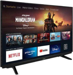 Die meisten Smart-TV haben viele Apps bereits vorinstalliert, darunter auch die gängigen Streaming Dienste wie Spotify, Netflix und weitere.