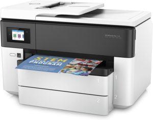 Bei Tintenstrahldruckern sind die Patronen oft einfacher zu wechseln, als bei Laserdruckern.