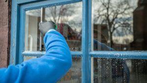 Guter Kostenvoranschlag für Fensterreinigung