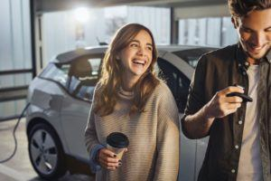 SENEC Speicher fürs E-Auto