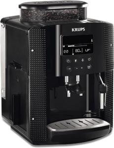 Das Kaffeepulver wird in den Filter gegeben und anschließend tropft der gebrühte Kaffee langsam in die Kaffeekanne.