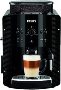 Die Milchschaumdüse ermöglich eine wunderbare Schäumung der Milch. Somit wird jeder Cappuccino perfekt.
