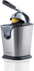 Wenn ein sofortiger Verbrauch des frisch gepressten Saftes nicht möglich oder erwünscht ist, sollte er ordnungsgemäß in Flaschen gelagert werden.