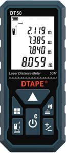 Vor allem im Bauwesen werden Laser Entfernungsmesser verwendet.