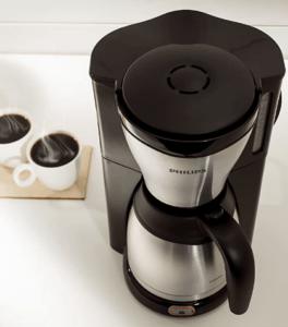 Kaffee vertreibt Kummer und Sorgen und das bereits am Morgen.