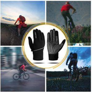 Fahrradhandschuhe können für verschiedensten Touren zum Einsatz kommen.
