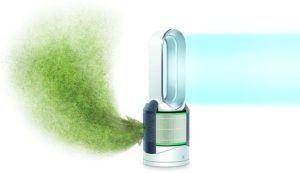 Ein Ventilator eignet sich als Alternative zur Klima-Funktion eines Dyson Luftreinigers.