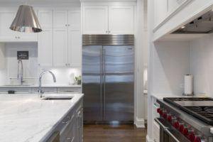 Die Größe des Einbaukühlschranks ist vielfältig und kann sich ideal den persönlichen Bedürfnissen anpassen.