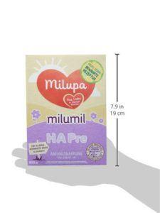 Muttermilch enthält alle Nährstoffe, die das Baby zum Wachsen braucht. Pre Milch imitiert in ihrer Zusammensetzung Muttermilch so gut wie möglich.