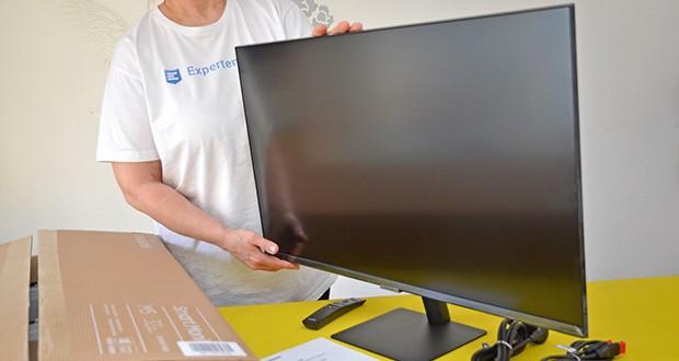 Samsung M5 Smart Monitor 32 Zoll im Test - der erste Smart Monitor der Welt mit integriertem OTT-Service für alle Facetten des Lebens