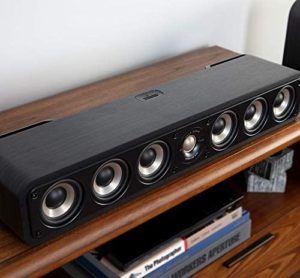 Center Lautsprecher gibt es in verschiedenen Desings.