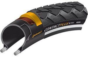 Tiefe Stollen sorgen beim Mountainbike für Halt. So können auch rasante Fahrten im Gelände gemacht werden.