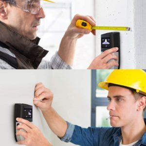Damit Sie mit einem Leitungssucher Strom erfassen können, muss eine Wechselspannung aktiv sein.
