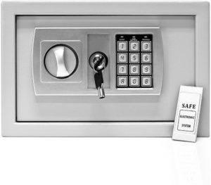 Der Fingerabdruck ist eine biometrische Information, die nicht verloren werden kann.