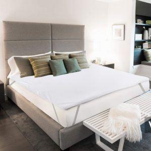 Es gibt unterschiedliche Aspekte, die bei der Wahl des richtigen Matratzenschoners wichtig sind. Hierzu gehört zum Beispiel die Waschbarkeit.