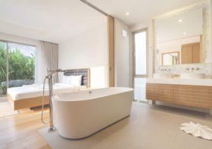 Ein Badlüfter sorgt für eine optimale Feuchtigkeit in Ihrem Bad und verhindert somit die unangenehme Bildung von Gerüchen und Schimmel.