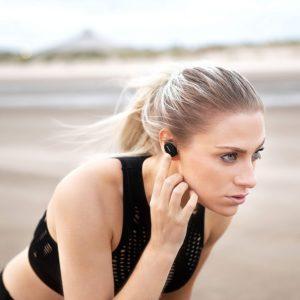 In-Ear-Kopfhörer eignen sich besonders gut für Sportler