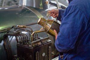 Guter Preis für Altöl entsorgen