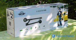 Welche Arten von Elektro Scooter gibt es in einem Testvergleich?