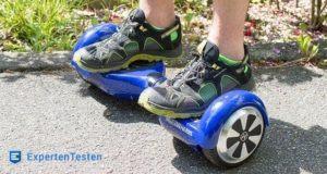 Das beste Hoverboard mit Bluetooth im Test und Vergleich