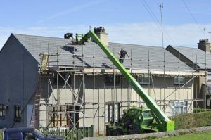 Guter Kostenvoranschlag für Dachreparatur