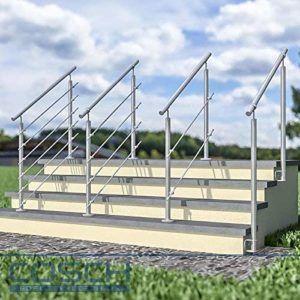 Gutes Angebot für Edelstahl Treppengeländer montieren