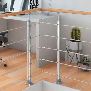 Günstiger Handwerker für Edelstahl Treppengeländer montieren