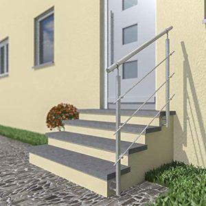 Vergleich: Edelstahl Treppengeländer montieren Kosten