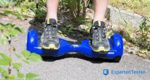 Nach diesen wichtigen Eigenschaften wird in einem Hoverboard Test und Vergleich geprüft