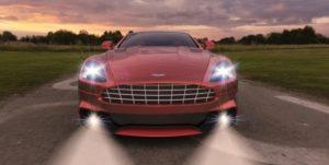 Guter Preis für Lichttest am Fahrzeug