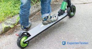 Schwachstellen und Mängel der Elektro Scooter im Test und Vergleich