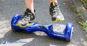 Häufige Mängel und Schwachstellen aus dem Hoverboard Test