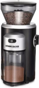Die richtige Körnung ist bei der Herstellung verschiedener Kaffeearten entscheidend.