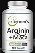 Bei jedem Lebewesen werden geringe Mengen Arginin auf natürliche Weise produziert und wirken egal bei welcher Art von Bewegung unterstützend beim Muskelaufbau.