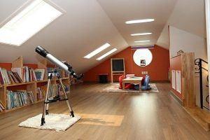 Eine Vorplanung für Dachboden ausbauen