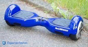 Was ist ein Hoverboard Test und wie finktionert es?