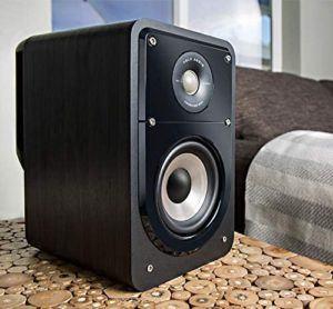 Nur Hifi Lautsprecher geben die Musik in perfekter Qualität wieder.