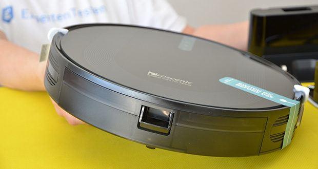 Proscenic 850T Saugroboter mit Wischfunktion im Test - kompaktes und flaches Design