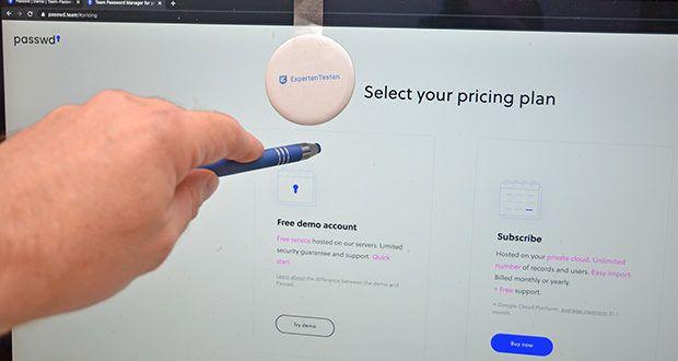 Passwd Passwort Manager im Test - kaufen Sie Passwd jetzt für volle Internet-Sicherheit!