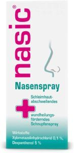 Das Nasenspray ist für viele der Retter bei einem Schnupfen oder einer Allergie.