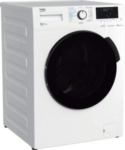 Waschmaschinen mit Trockner haben viele verschiedene Programmeinstellungen.